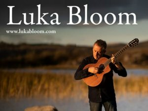 LUKA BLOOM ON TOUR